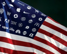 United States of Corporations flag